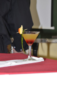 """Cocktail """"Cœur des Océans"""""""