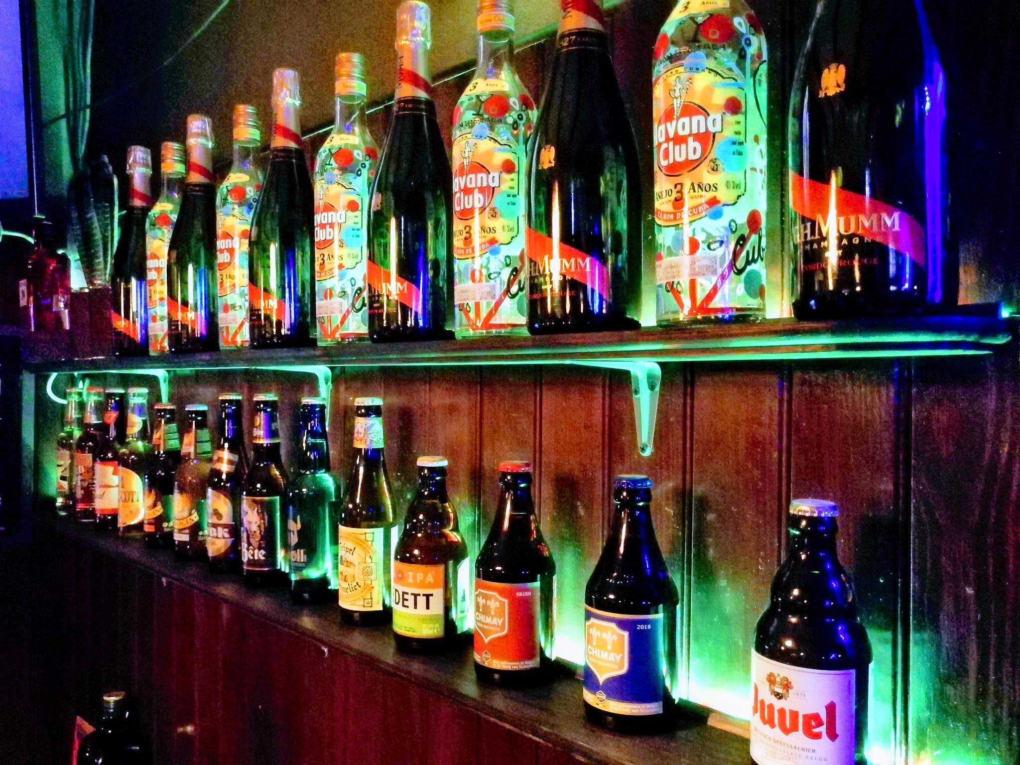 Bar – Pub Le Cambridge Pub – Dieppe – Normandie – France
